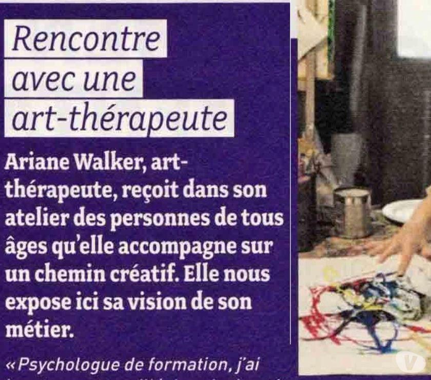 Photos Vivastreet PORTES OUVERTES Atelier ART-THERAPIE