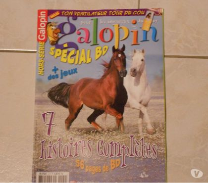 Photos Vivastreet 3 livres galopin