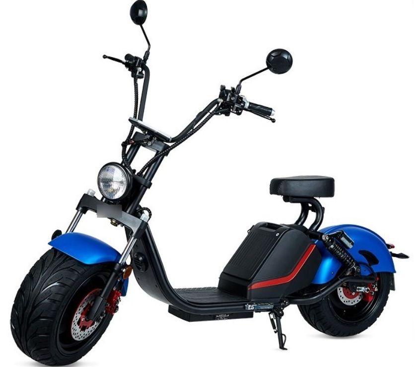 Scooter occasion Vaucluse Avignon - 84000 - Photos Vivastreet Scooter trotinette 1500w 20ah Lithium EWS