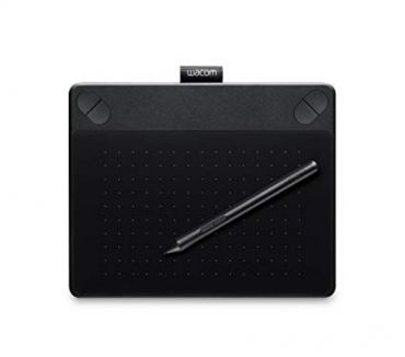 Photos Vivastreet Tablette graphique Wacom Intuos CTH 490 noire