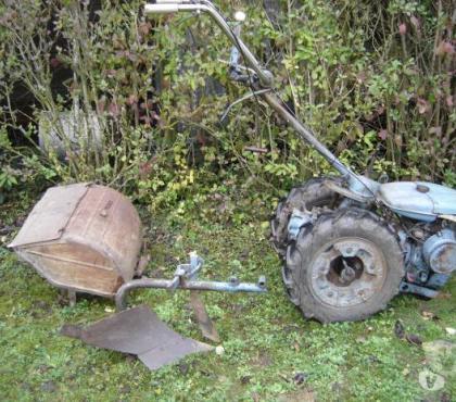 Photos Vivastreet Motoculteur staub ppx 6 pour pièces ou entier