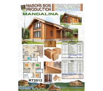 Photos Vivastreet Belle maisons en madrier massif RT2012 (Mandolina)