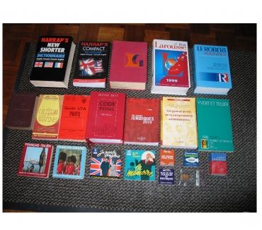 Photos Vivastreet Dictionnaires
