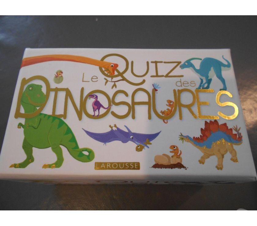 Photos Vivastreet Le quizz des dinosaures - larousse