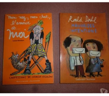 Photos Vivastreet 2 livres Gallimard Jeunesse