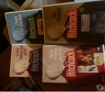 Photos Vivastreet cassettes VHS Hitckock