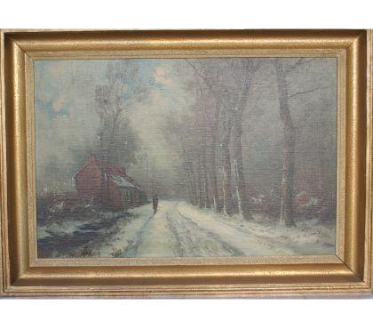 Photos Vivastreet Pierre VERBEKE peinture sur toile avec cadre