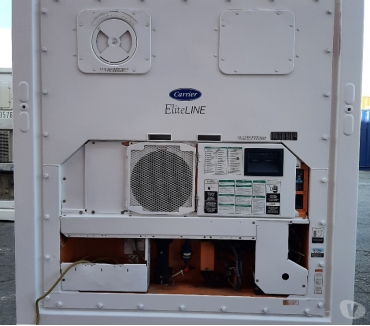 Photos Vivastreet container frigorifiq 6 metres 4250€ marseille
