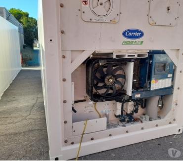 Photos Vivastreet container frigorifiq 6 metres 4150€ marseille