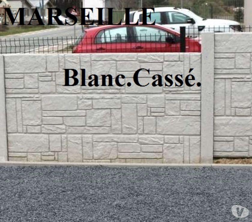 Gironde Bordeaux - Photos Vivastreet cloture en béton déco