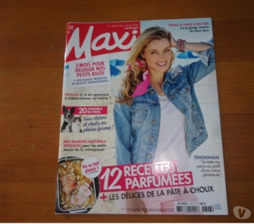 Photos Vivastreet Magazine Maxi Mag N° 1747