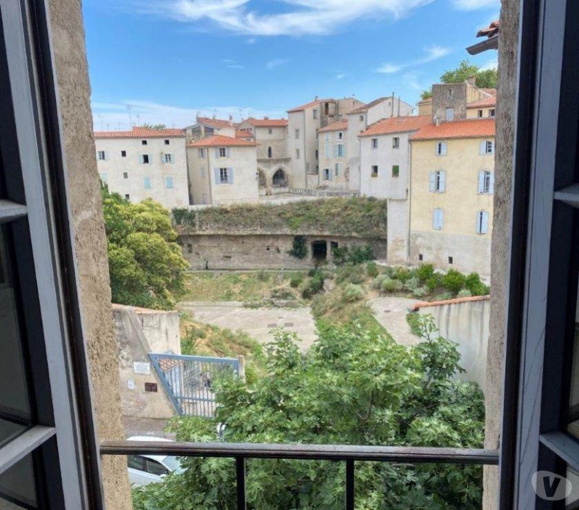 location saisonniere Hérault Beziers - 34500 - Photos Vivastreet vue anciennes arènes romaines appartement de standing