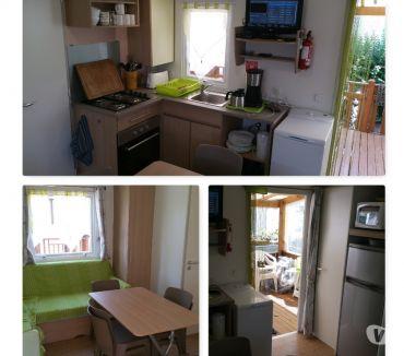 Photos Vivastreet Mobil home 6 a 8 pers 3 chs saison 2020