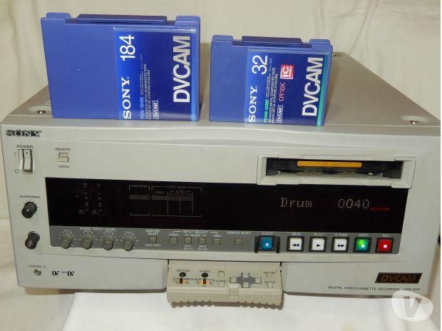 Photos Vivastreet SONY DIGITAL VIDEO RECORDER DSR-80P EDITEUR DE MONTAGE