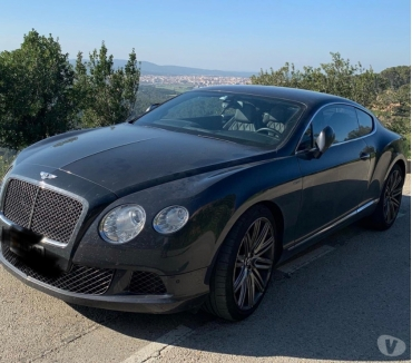 Photos Vivastreet Bentley Continental GT Speed Kit MT 700 cv