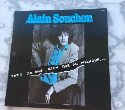 Photos Vivastreet Disque 33 tours vinyl d'Alain Souchon