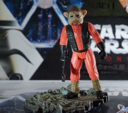 Photos Vivastreet Figurine star wars nien nunb rebel