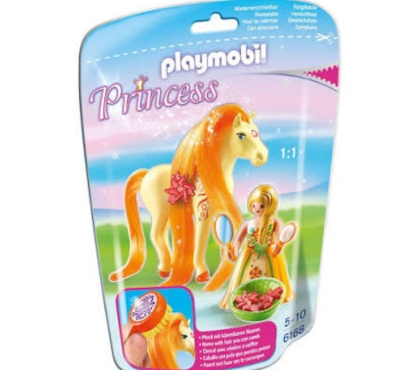 Photos Vivastreet Playmobil Princesse Mimosa avec cheval 6168