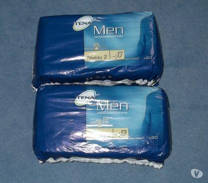 Photos Vivastreet Protections pour adultes - Hommes - TENA MEN