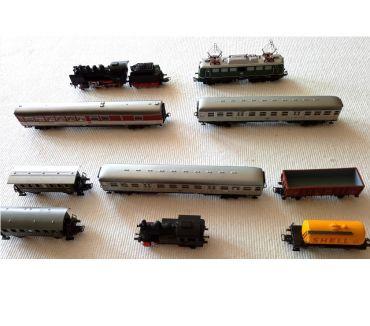 Photos Vivastreet Réseau circuit Train Marklin Années 70