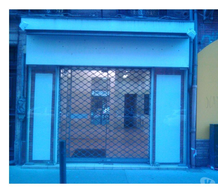 Photos Vivastreet loue local pour bureau 40m2 hyper centre Toulouse