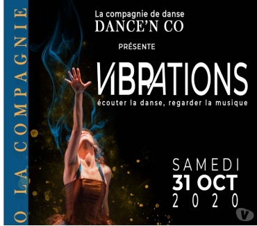 Photos Vivastreet VIBRATIONS - Spectacle de la compagnie Dance'n Co