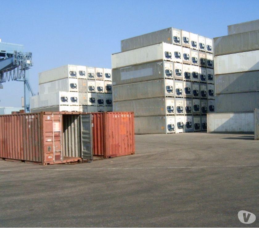 Matériel Pyrénées-Orientales Perpignan - Photos Vivastreet container isolé 3250€ - marseille