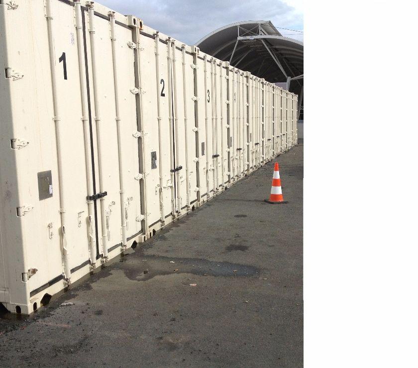 Photos Vivastreet container isolé 12metres 3450€ - marseille ou le havre