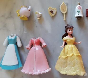 Photos Vivastreet Figurine Disney MagiClip : Belle et robes