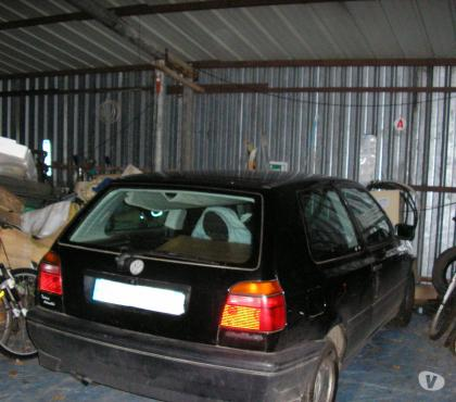 Photos Vivastreet GOLF 3 VOLKSWAGEN diesel 600KG 1995 COLLECTION