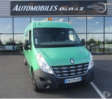 Photos Vivastreet Renault Master III FG F3500 L2H2 2.3 DCI 100CH camionette