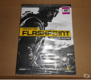 Photos Vivastreet Guide officiel Opération FlashPoint Dragon Rising