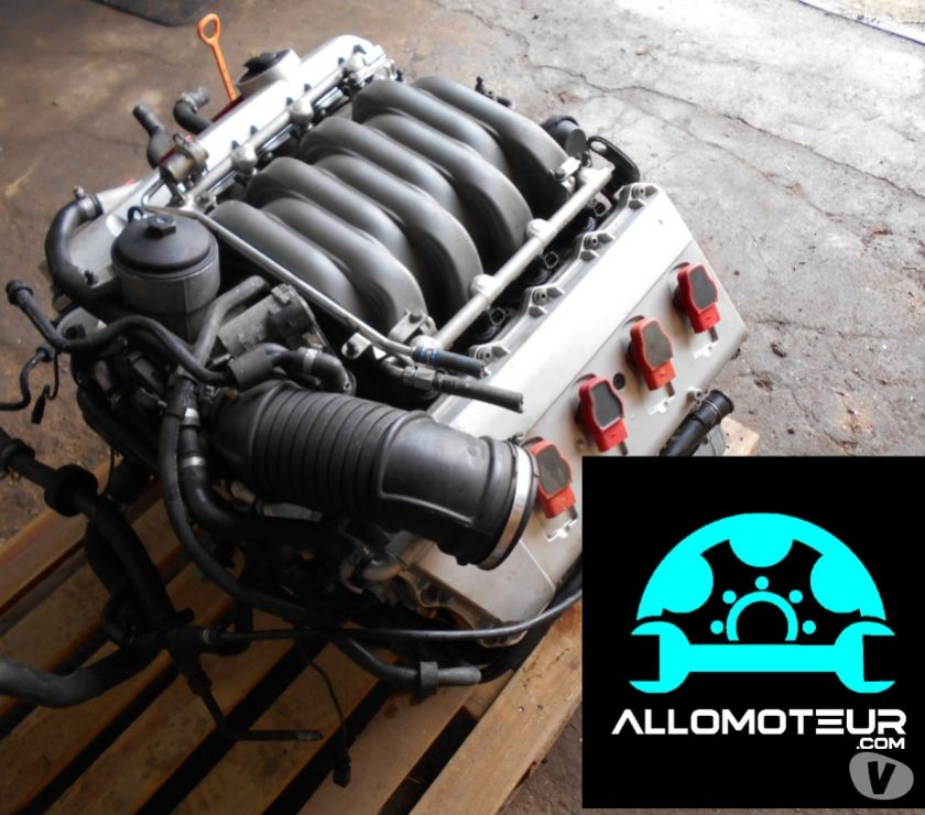 Photos Vivastreet Moteur complet AUDI S4 4.2 V8 REF BBK