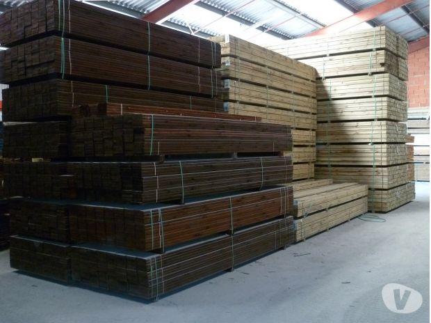 Planches terrasse bois classe 4 prix pas cher qualite magny le freule - Terrasse bois discount ...