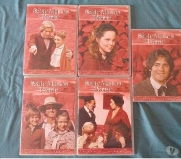 Photos Vivastreet SAISON 7 LA PETITE MAISON DANS LA PRAIRIE INTEGRALE 5 DVD