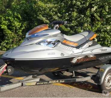Photos Vivastreet Sea Doo RXP-X 255 HP
