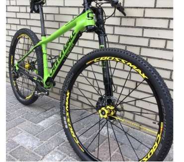 Photos Vivastreet CANNONDALE FSI HIGH MODE LEFTY SLR CARBON MTB