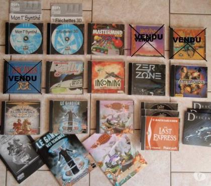 Photos Vivastreet 12 Jeux (CD ROM) pour PC (thèmes divers)