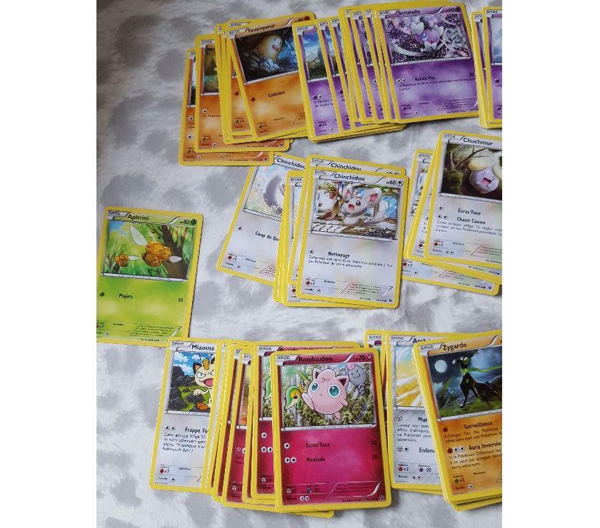 """Collection Bas-Rhin Selestat - 67600 - Photos Vivastreet Carte Pokémon XY a l'échange """"impacte des destins """""""