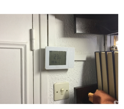Photos Vivastreet Thermostat d'ambiance programmable.