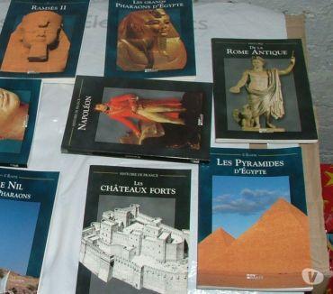 Photos Vivastreet 3 livres de culture générale