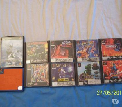 Photos Vivastreet LOT DE JEUX PS1PS2