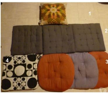 Photos Vivastreet coussins, housses de coussins, tapis ...