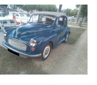 Photos Vivastreet Cabriolet MORRIS Minor 1000