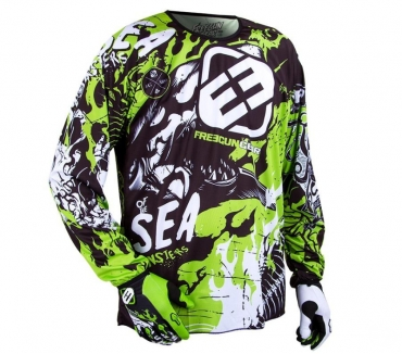 Photos Vivastreet MAILLOT MOTO CROSS DEVO DEEP VERT FREEGUN L&XL
