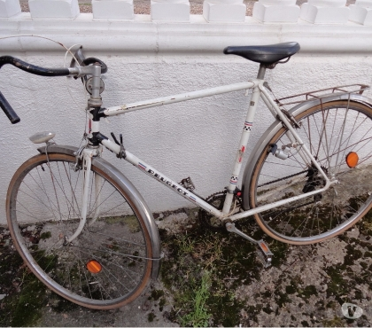 Photos Vivastreet RARE : ANCIEN VÉLO DE COURSE PEUGEOT T57 8 VITESSES