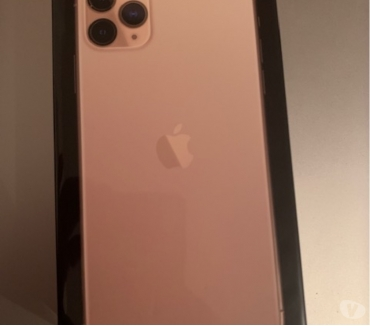 Photos Vivastreet iPhone 11 pro max gold 64go