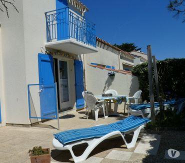 Photos Vivastreet Maison, vue mer du balcon, plage 250m, piscine, tennis