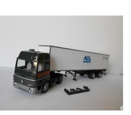 Photos Vivastreet HO 187 HERPA RENAULT R390 SEMIE CONTAINER ACL NEUF