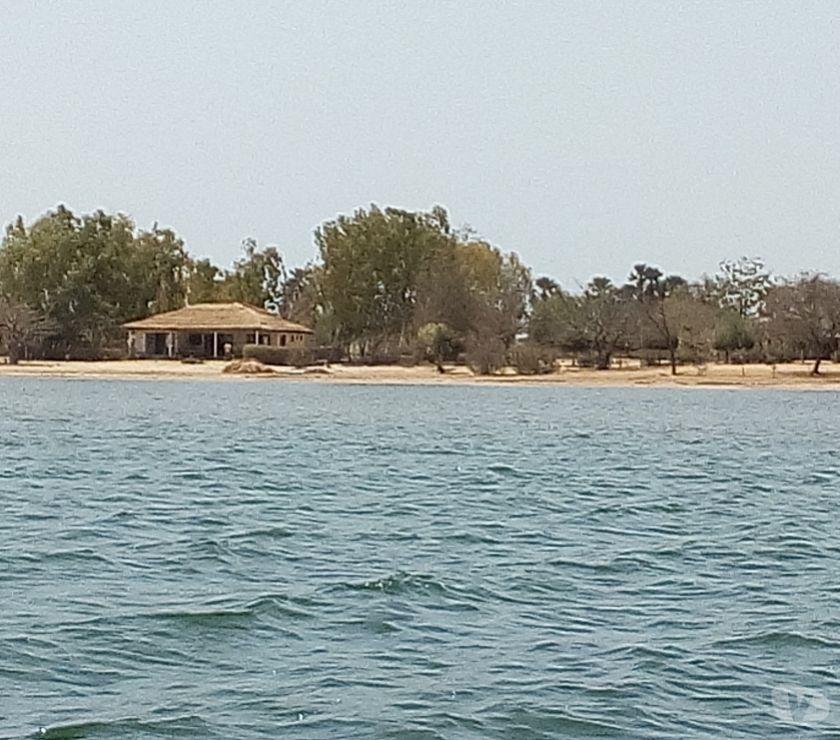 Vente Maison Sénégal - Photos Vivastreet Maison pieds dans l'eau sur une île paradisiaque Marlodge